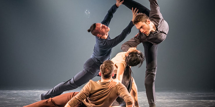 © Budapest Dance Theatre doze